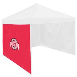 Ohio State University Buckeyes Side Panel Wall for 9 X 9 Canopy Tent