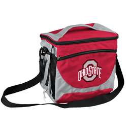 Ohio State University Buckeyes 24 Can Cooler
