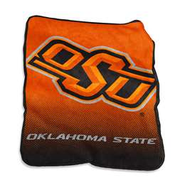 Oklahoma State University Cowboys Raschel Throw Blanket