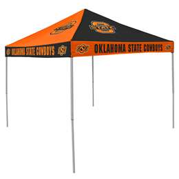 Oklahoma State University Cowboys 9 X 9 Checkerboard Canopy - Tailgate Tent