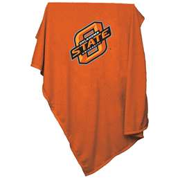 Oklahoma State University Cowboys Sweatshirt Blanket