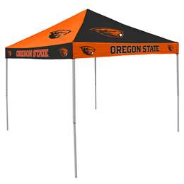 Oregon State University Beavers 9 X 9 Checkerboard Canopy - Tailgate Tent