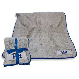 "University of Pittsburgh Panthers Frosty Fleece Blanket 60"" X 50"""