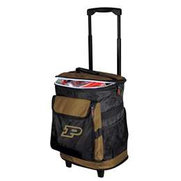 Purdue University Boilermakers 48 Can Rolling Cooler