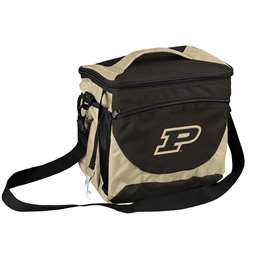 Purdue University Boilermakers 24 Can Cooler
