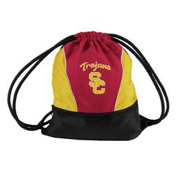 USC University of Southern California Trojans Spirit String Pack Tote