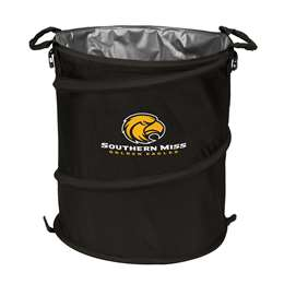 University of Southern Mississippi Golden Eagles  3 in 1 Cooler, Trash Can, Hamper