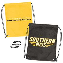 Southern Miss Doubleheader Backsack 87D - Dbl Head Strin