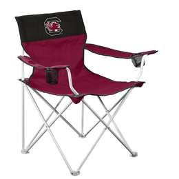 South Carolina Gamecocks Big Boy Folding Chair with Carry Bag