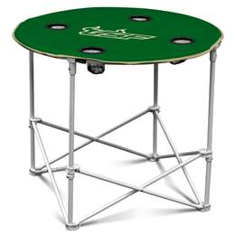 University of South Florida Bulls Round Table Folding Tailgate