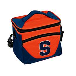 Syracuse University Orange Halftime Cooler Lunch Box Pail