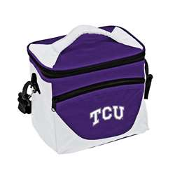 TCU Texas Christian University Horned Frogs Halftime Cooler Lunch Box Pail