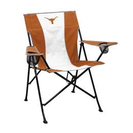 University of Texas Longhorns Pregame Chair Folding Tailgate