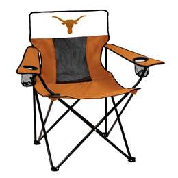 University of Texas Longhorns Elite Folding Chair with Carry Bag