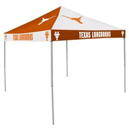University of Texas Longhorns 9 X 9 Checkerboard Canopy - Tailgate Tent