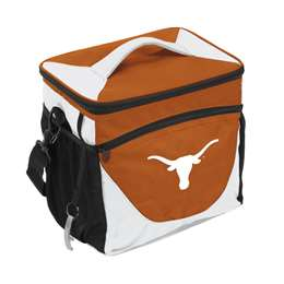 University of Texas Longhorns 24 Can Cooler