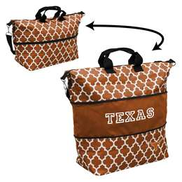 University of Texas Longhorns Expandable Carry Tote Bag