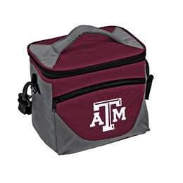 Texas A&M Aggies Halftime Cooler Lunch Box Pail