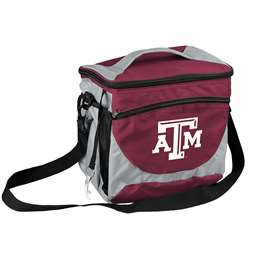 Texas A&M 24 Can Cooler