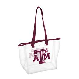 Texas A&M Stadium Clear Bag