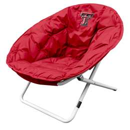 Texas Tech Red Raiders Sphere Chair - Folding Dorm Room Tailgate