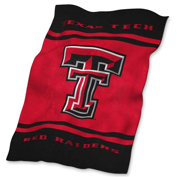 Texas Tech Red Raiders Ultrasoft Throw Blanket