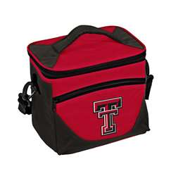 Texas Tech Red Raiders Halftime Cooler Lunch Box Pail