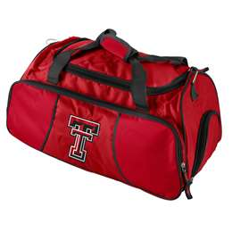 Texas Tech Red Raiders Athletic Duffel Bag
