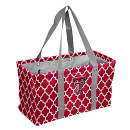 Texas Tech Red Raiders Picnic Caddy Tote Bag