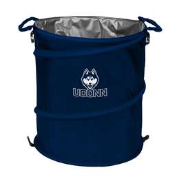 University of Connecticut Huskies 3-IN-1 Cooler Trash Can Hamper