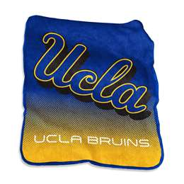 UCLA Bruins Raschel Throw Blanket