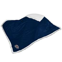 UTEP Miners  Sherpa Throw Blanket