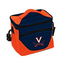 University of Virginia Cavaliers Halftime Cooler Lunch Box Pail