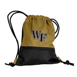 Wake Forest University Demon Deacons String Pack Tote Bag Backpack Carry Case
