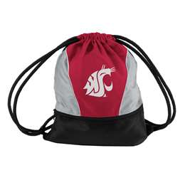Washington State University Cougars Spirit String Pack Tote