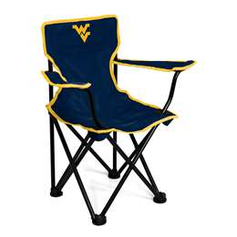 University of West Virginia Mountaineers Toddler Chair Folding