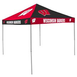 University of Wisconsin Badgers   9 ft X 9 ft Tailgate Canopy Shelter Tent