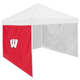 University of Wisconsin Badgers 9 X 9 Canopy Side Wall