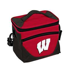 University of Wisconsin Badgers Halftime Cooler Lunch Box Pail
