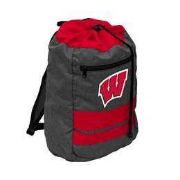 University of Wisconsin Badgers Journey Backsack 64J-Journey Backsack