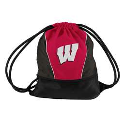 University of Wisconsin Badgers Spirit String Pack Tote