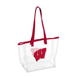 Wisconsin Stadium Clear Bag
