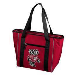 University of Wisconsin Badgers 30 Can Cooler Tote