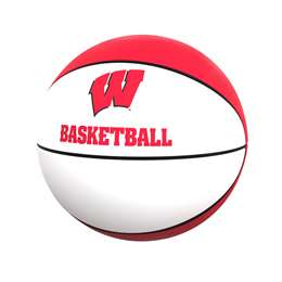 University of Wisconsin Badgers Official-Size Autograph Basketball 91FA - FS Auto BB