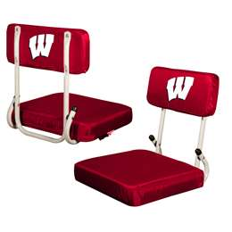 University of Wisconsin Badgers Hard Back SS 94 - Hardback Seat