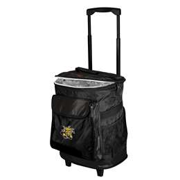 Wichita State University Shockers 48 Can Rolling Cooler