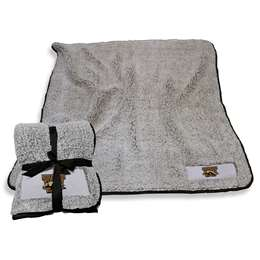"Western Michigan University Frosty Fleece Blanket 60"" X 50"""