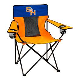 Sam Houston State University Elite Folding Chair with Carry Bag