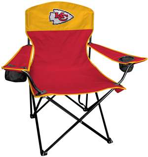 Kansas City ChiefsLineman Big Boy Folding Chair with Carry Bag