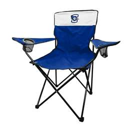 Creighton University  Legacy Folding Chair with Carry Bag